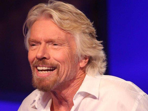 Richard Branson Successful Businessman 22 Free Wallpaper