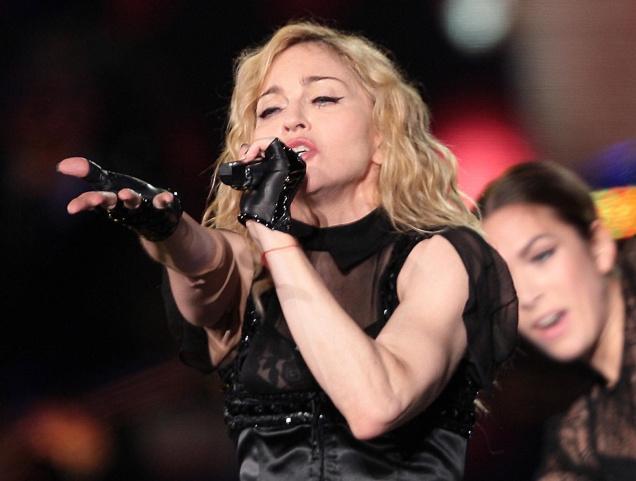 Singer Madonna Photos 31 Desktop Background
