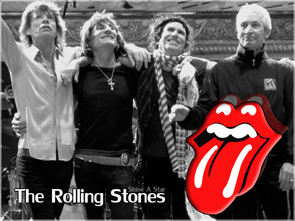 The Rolling Stones 1 High Resolution Wallpaper