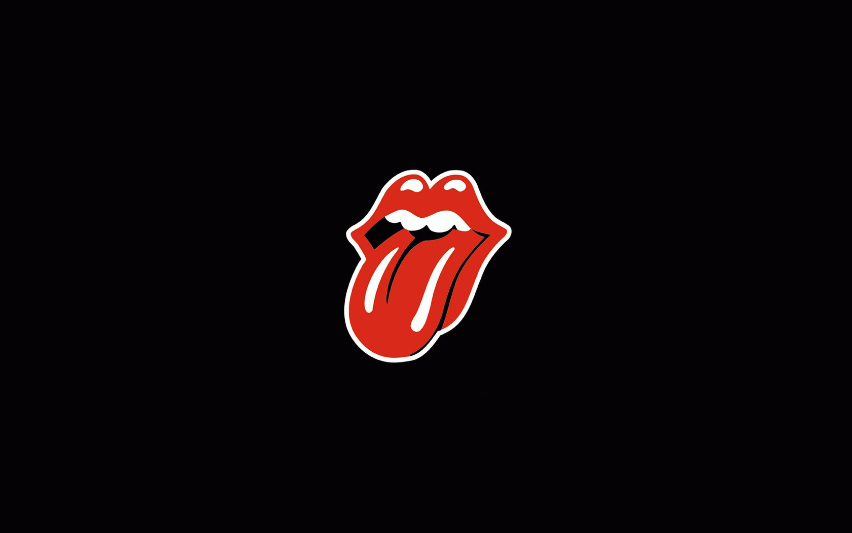 The Rolling Stones 15 Wide Wallpaper