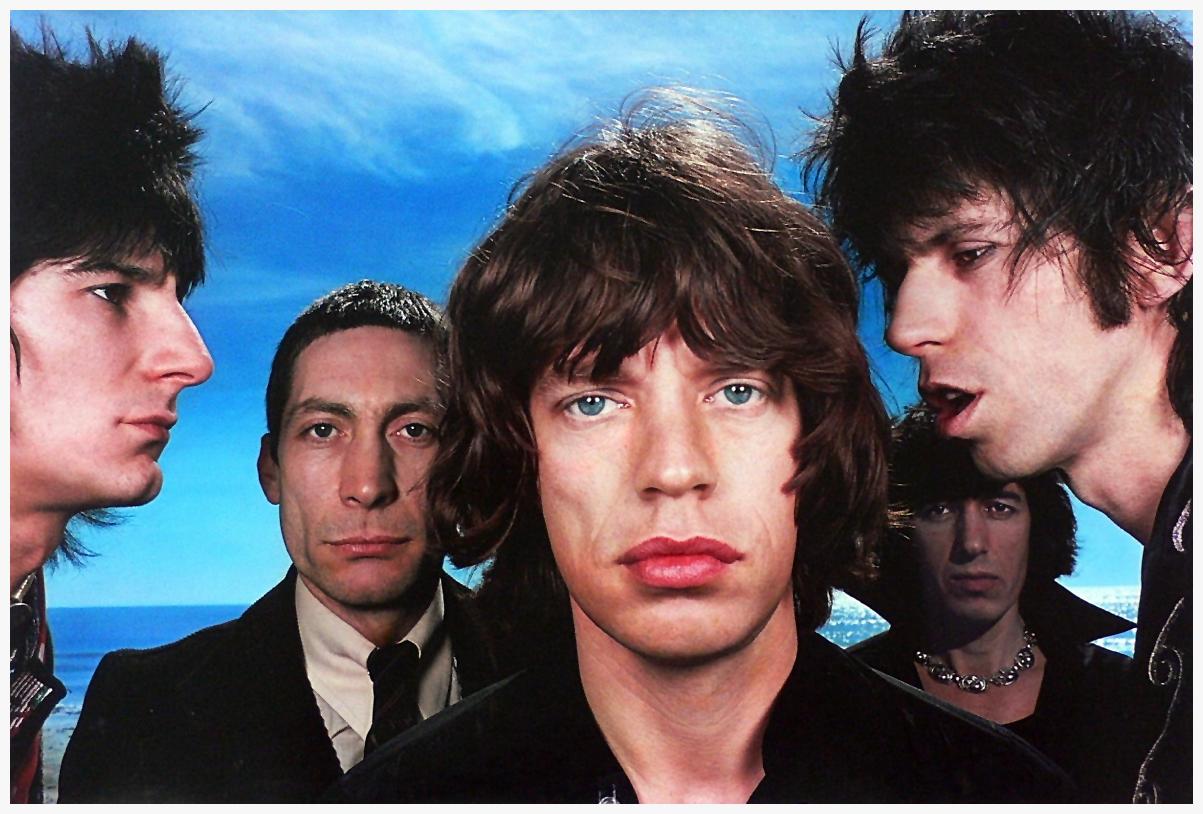 The Rolling Stones 20 Desktop Wallpaper