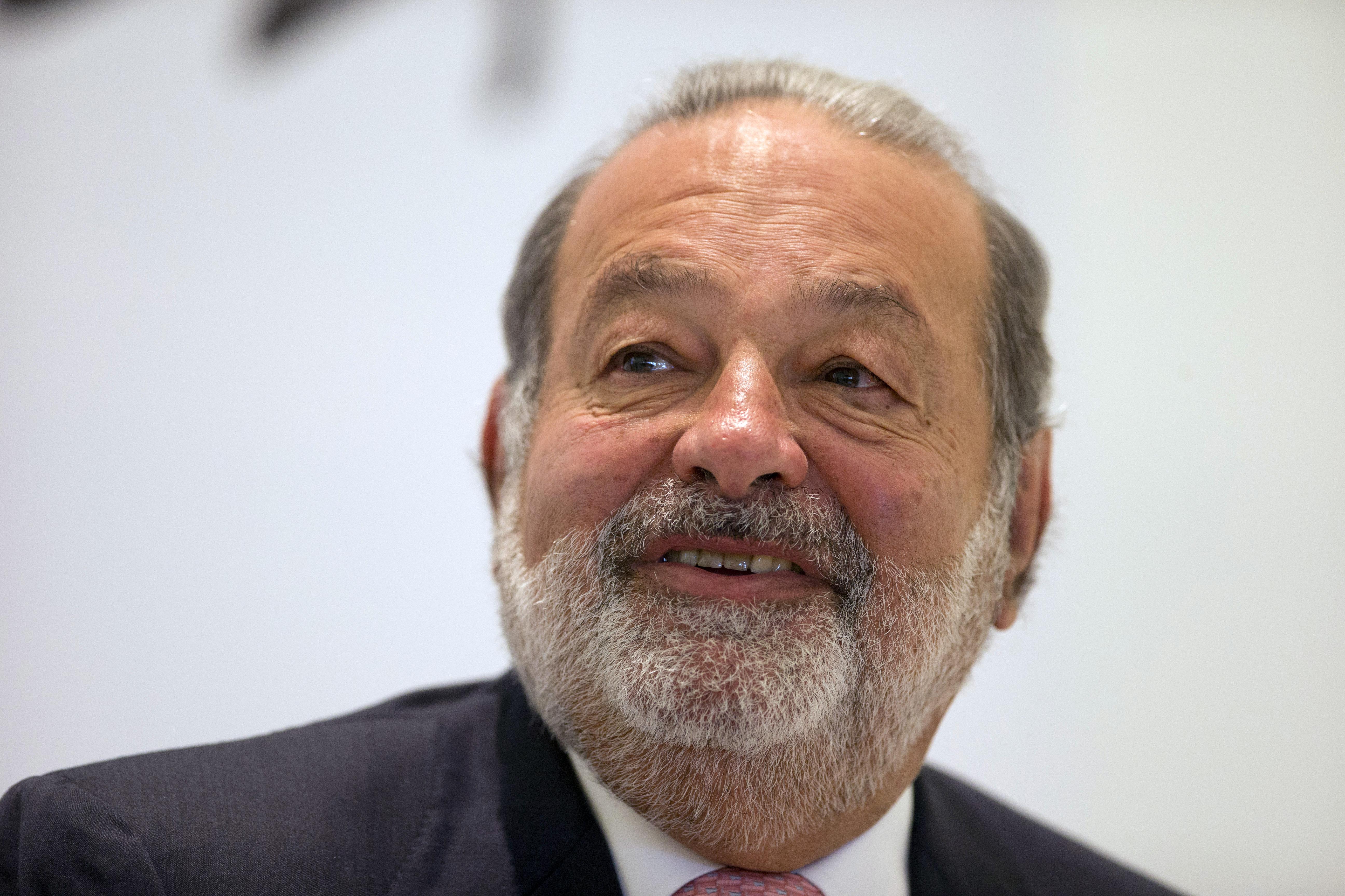 Carlos Slim 19 Desktop Background