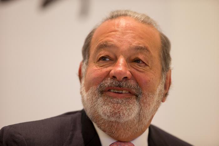 Carlos Slim 27 Background Wallpaper