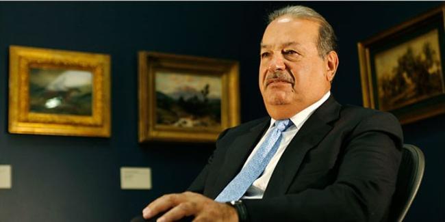 Carlos Slim 39 Widescreen Wallpaper