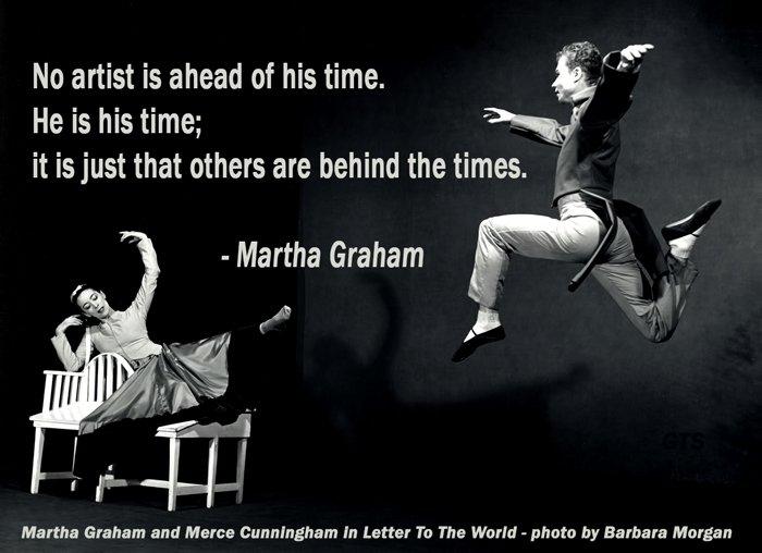 Energetic Martha Graham 31 Free Wallpaper