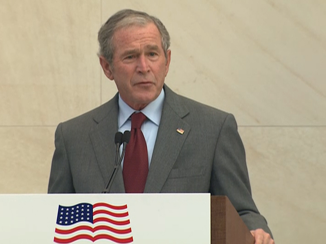 Facts About George W Bush 2 Desktop Background