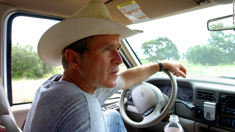 Facts About George W Bush 20 Wide Wallpaper