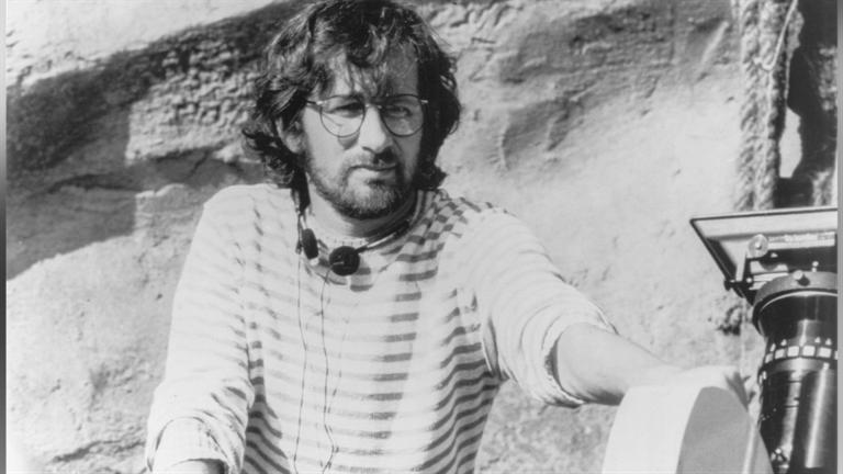 Film Producer Steven Spielberg 11 Background Wallpaper