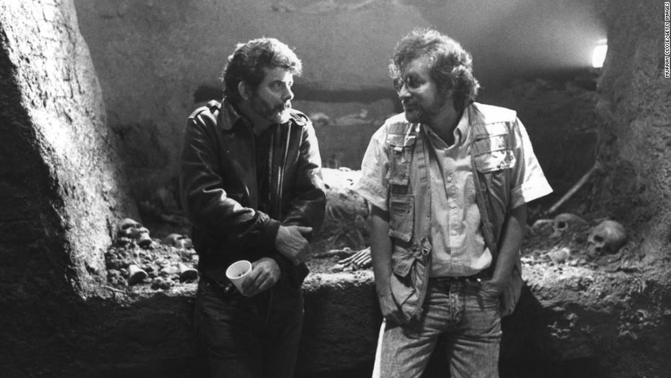 Film Producer Steven Spielberg 7 Background