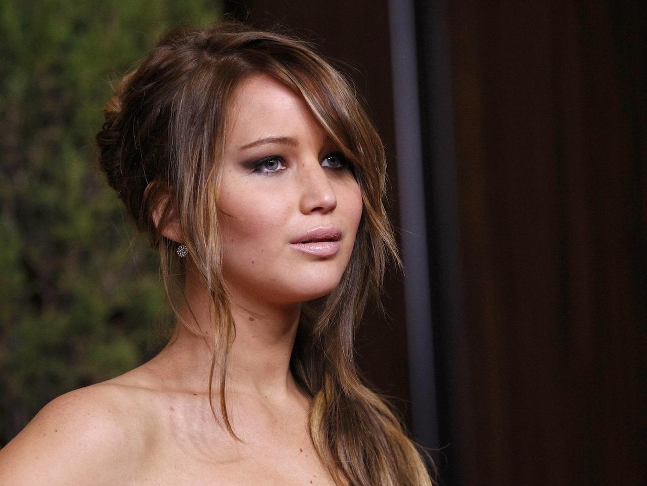 Jennifer Lawrence 11 Wide Wallpaper
