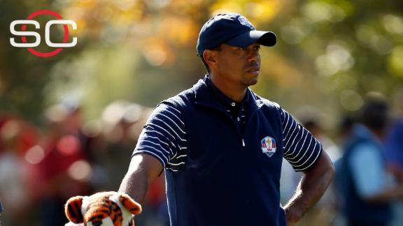 Latest On Tiger Woods 27 Wide Wallpaper