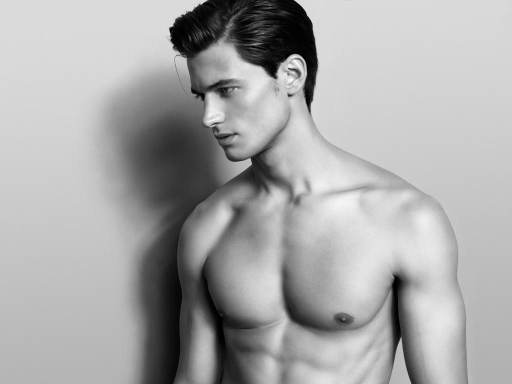 Male Models 22 Background Wallpaper