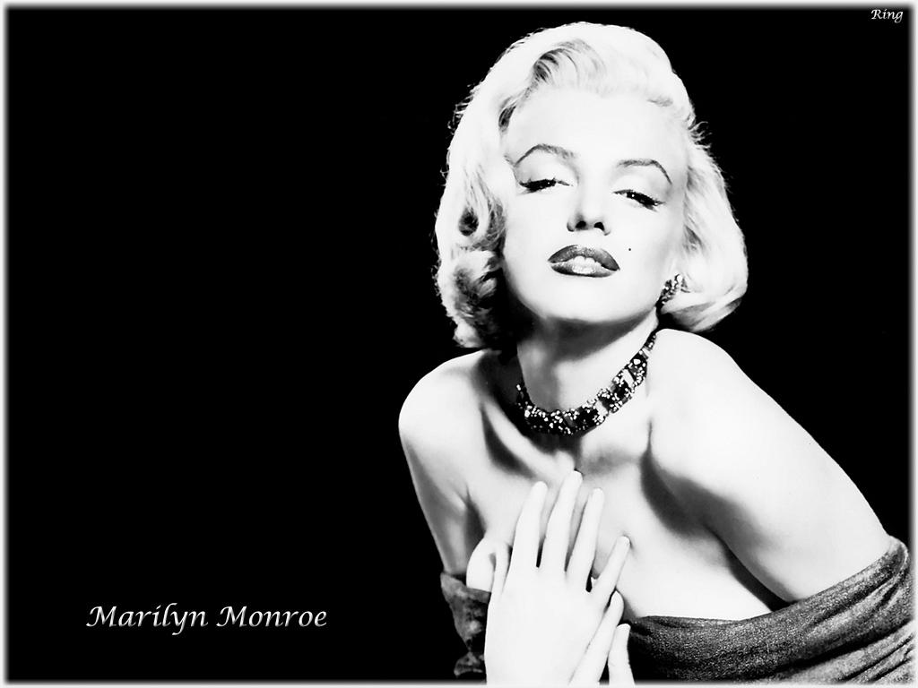 Marilyn Monroe Movies 22 Wide Wallpaper