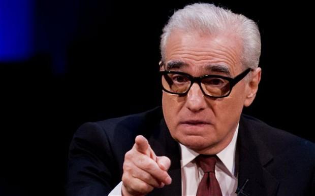 Martin Scorsese 17 Background