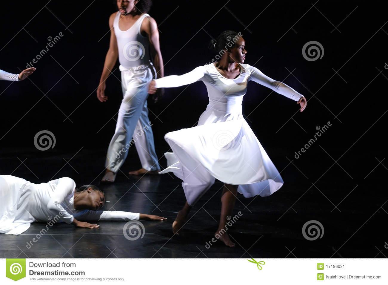 Modern Dance Performances 24 Widescreen Wallpaper