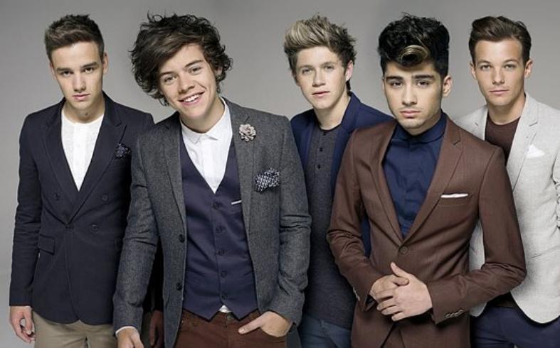 One Direction  13 Desktop Background