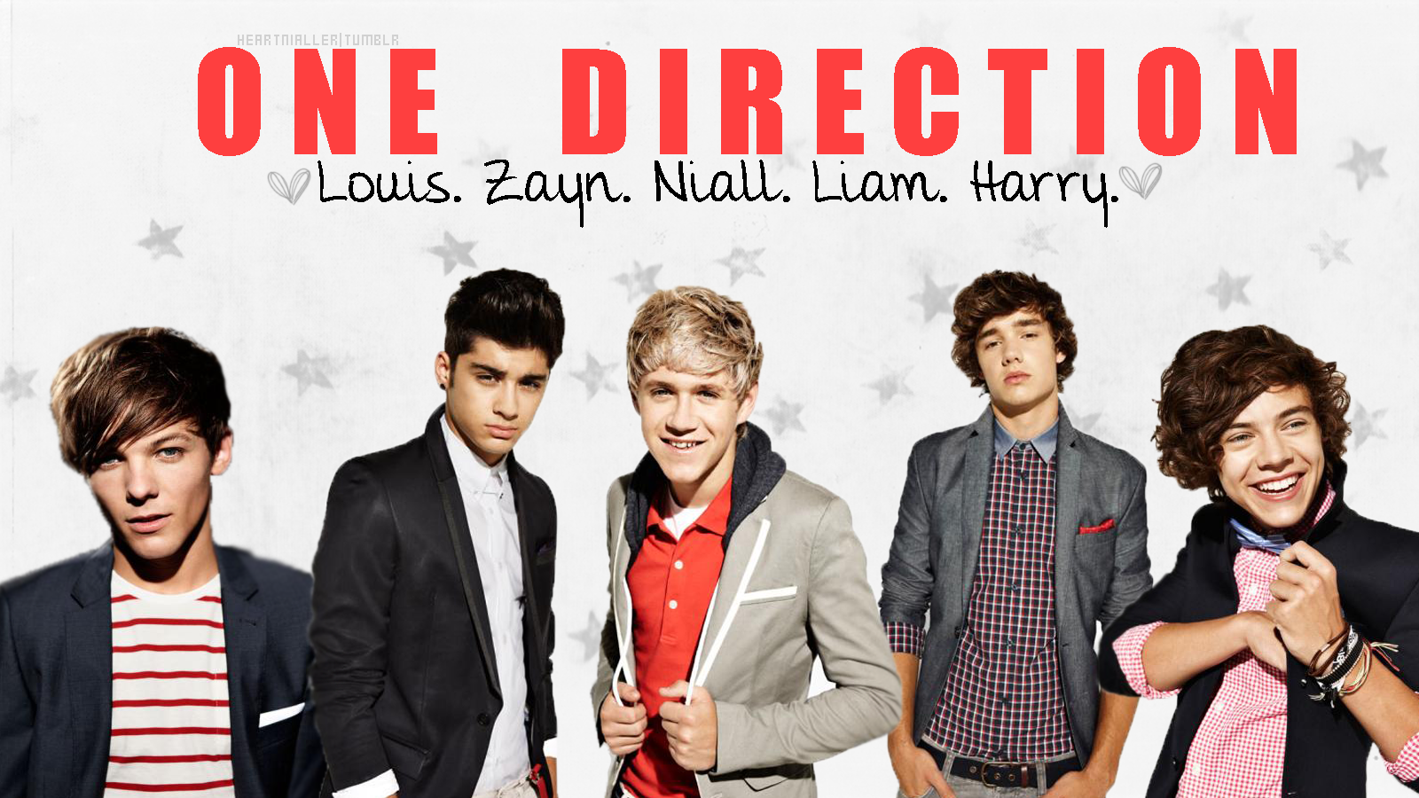 One Direction  29 Background Wallpaper