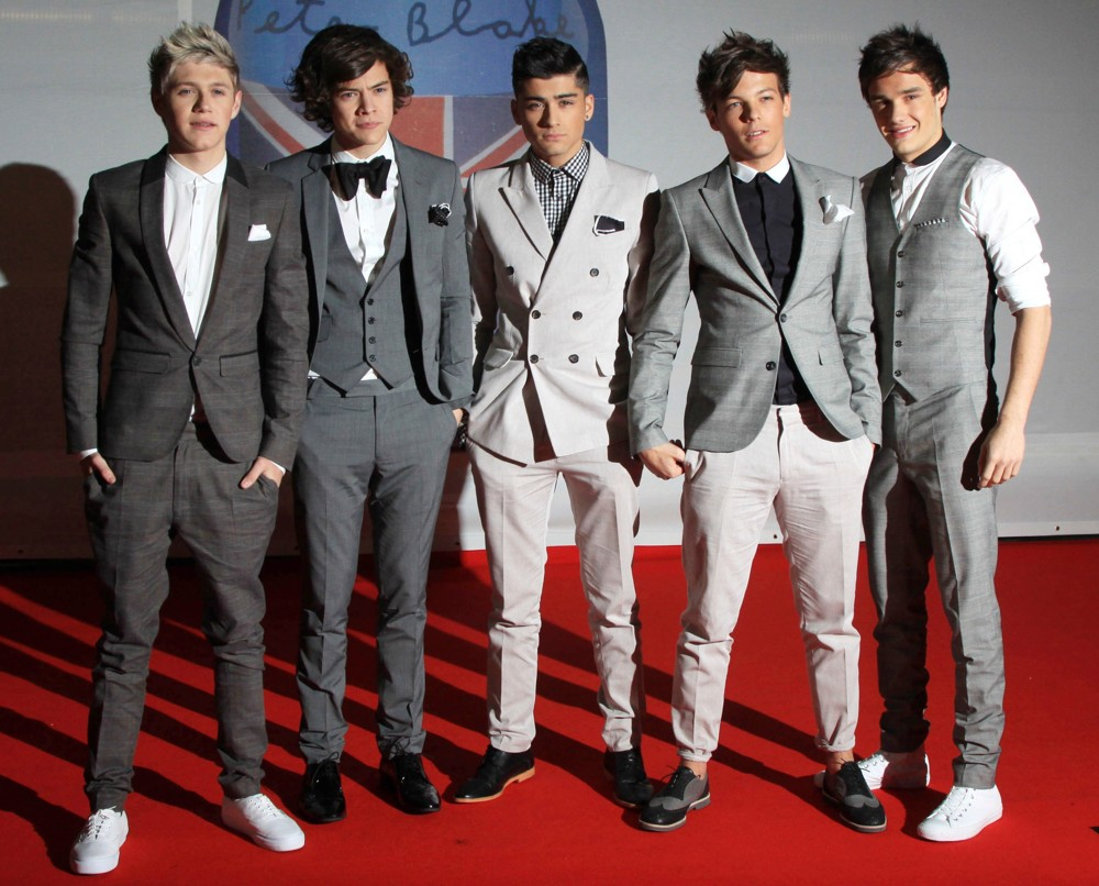 One Direction  33 Wide Wallpaper
