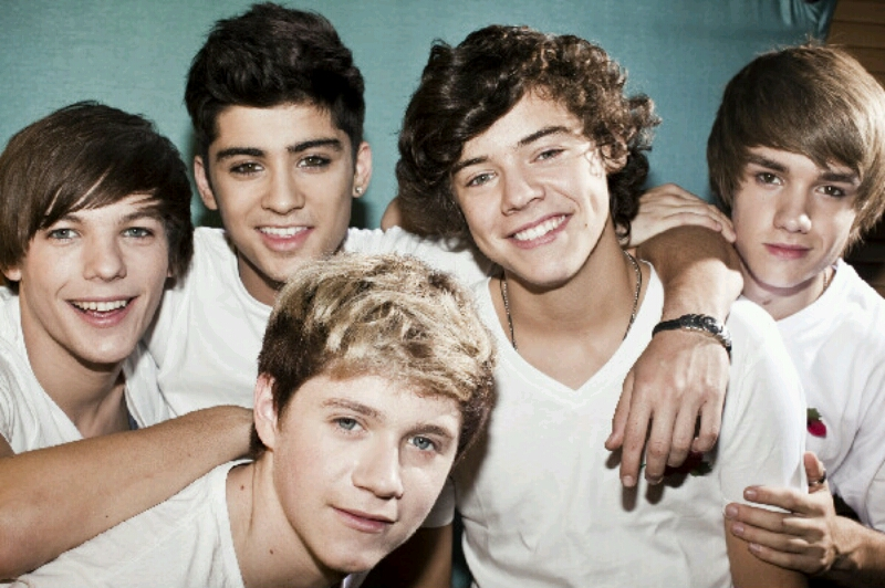 One Direction  36 Background