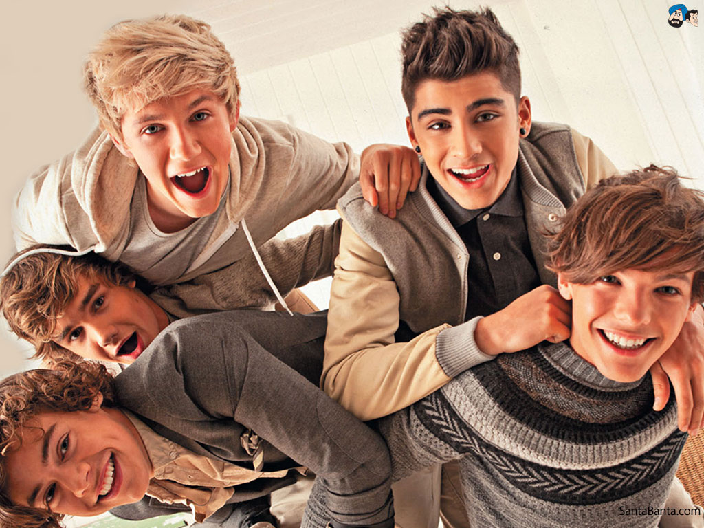 One Direction  4 Background Wallpaper