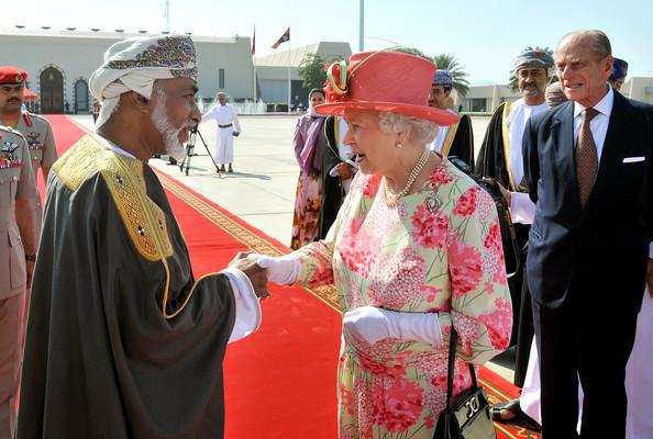 Qaboos Bin Said Al Said 6 Widescreen Wallpaper
