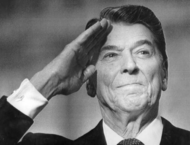 Ronald Reagan 18 Wide Wallpaper