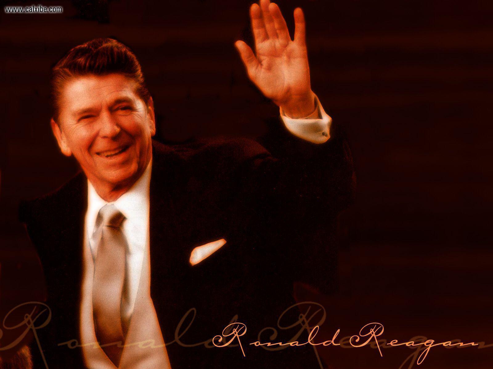 Ronald Reagan 28 Cool Wallpaper