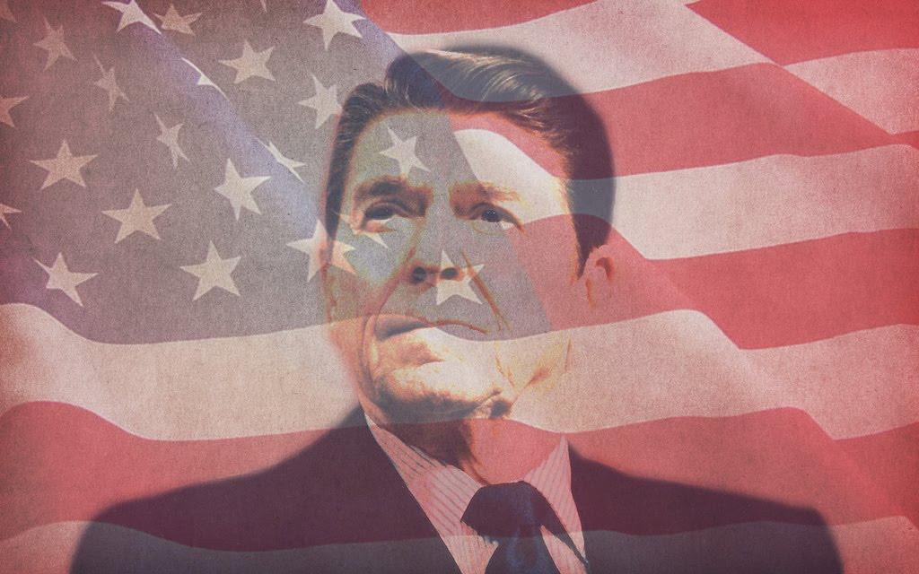 Ronald Reagan 8 High Resolution Wallpaper