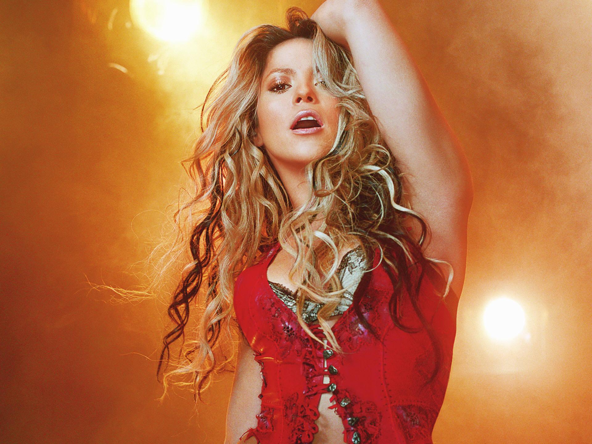 Shakira 3 Widescreen Wallpaper