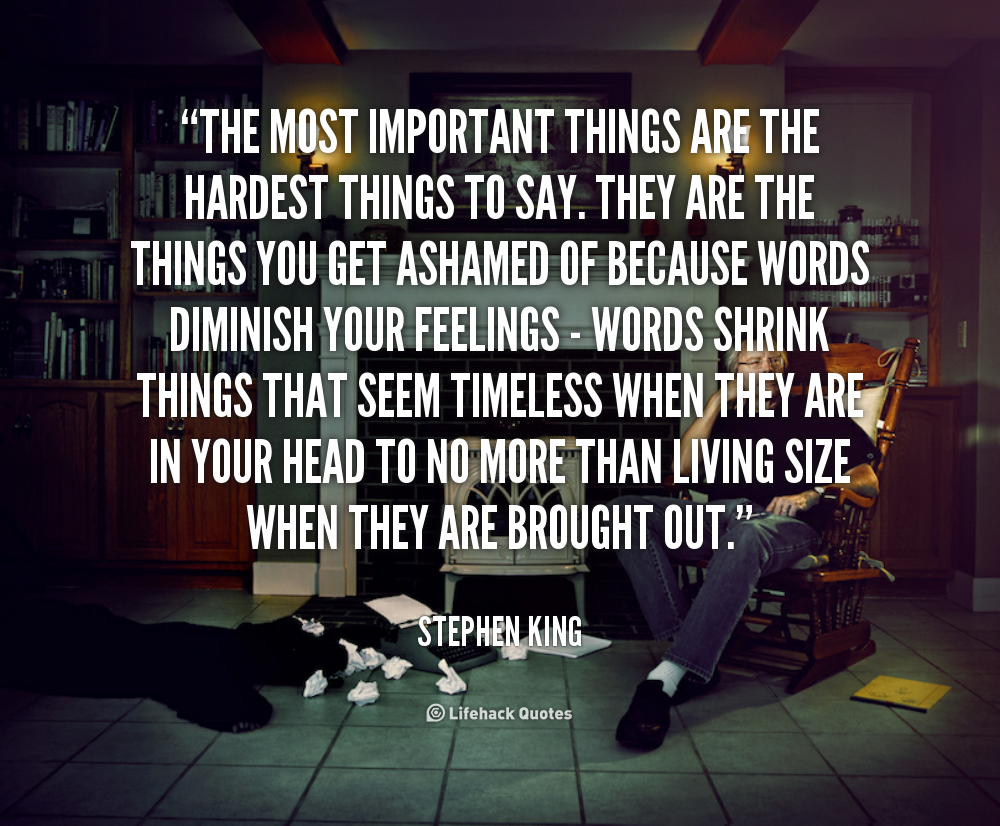 Stephen King Quotes 26 Background