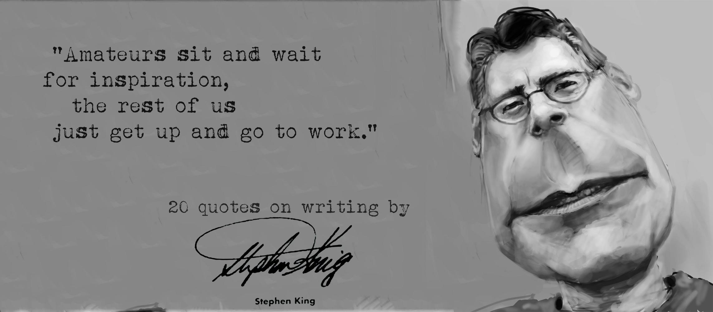 Stephen King Quotes 4 Desktop Wallpaper