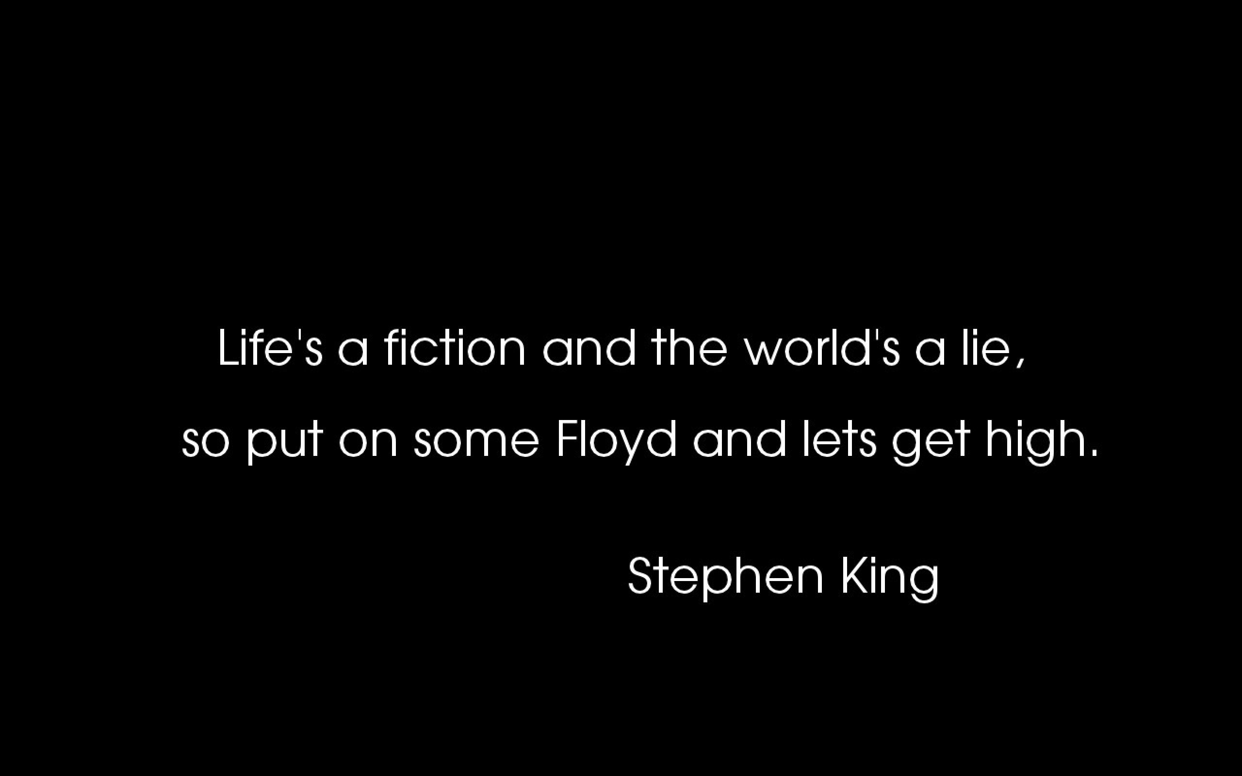 Stephen King Quotes 5 High Resolution Wallpaper