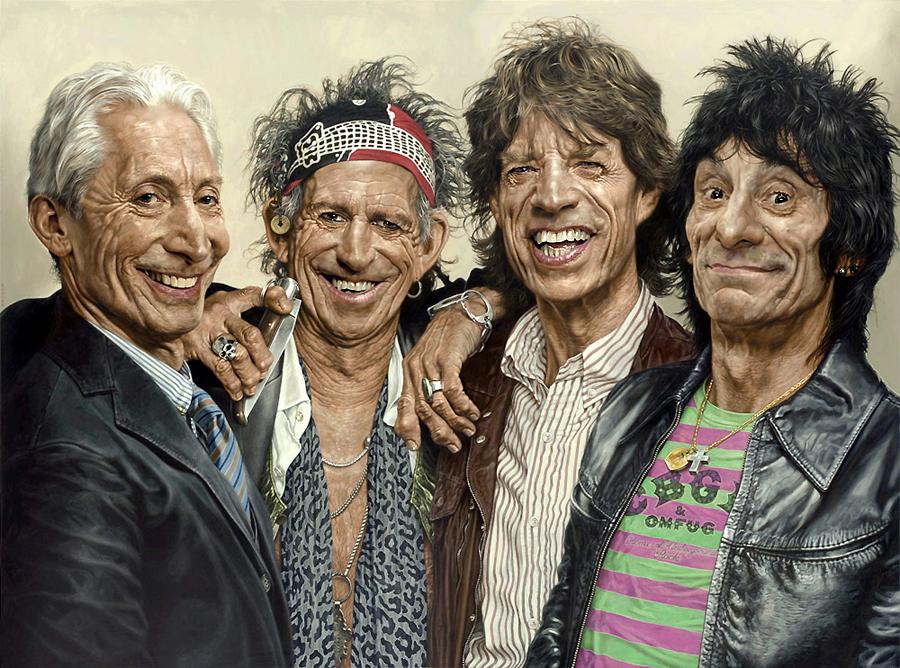 The Rolling Stones  5 Desktop Background
