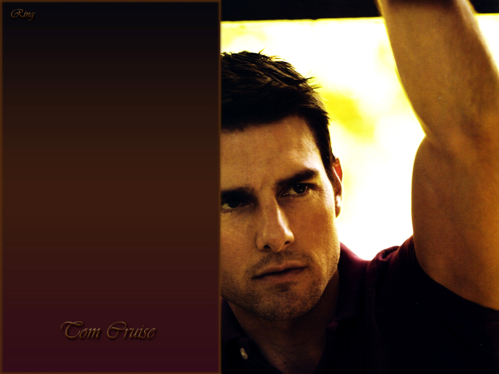 Tom Cruise 10 Background Wallpaper