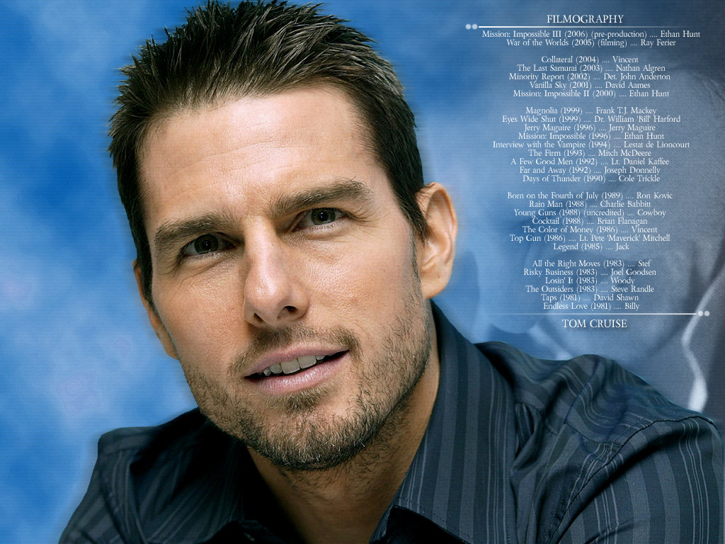 Tom Cruise 36 High Resolution Wallpaper