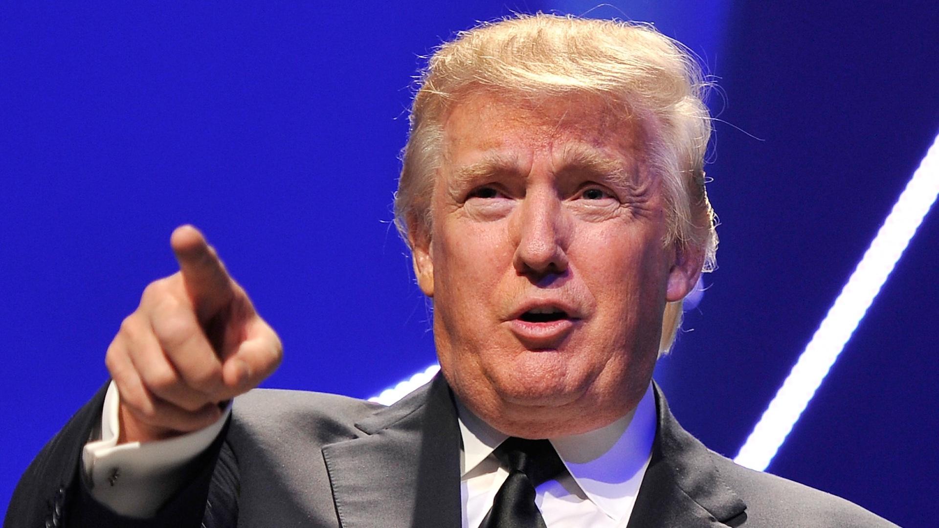 Donald Trump 12 Free Wallpaper