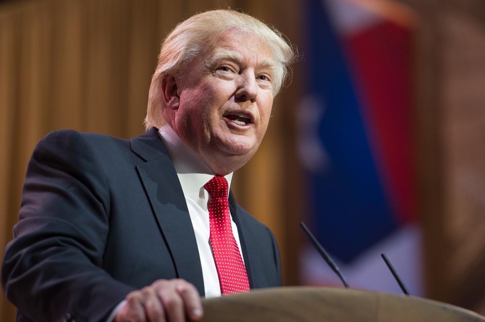 Donald Trump 23 Widescreen Wallpaper