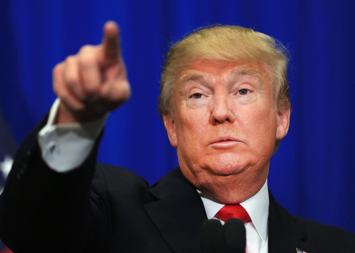 Donald Trump 8 Wide Wallpaper