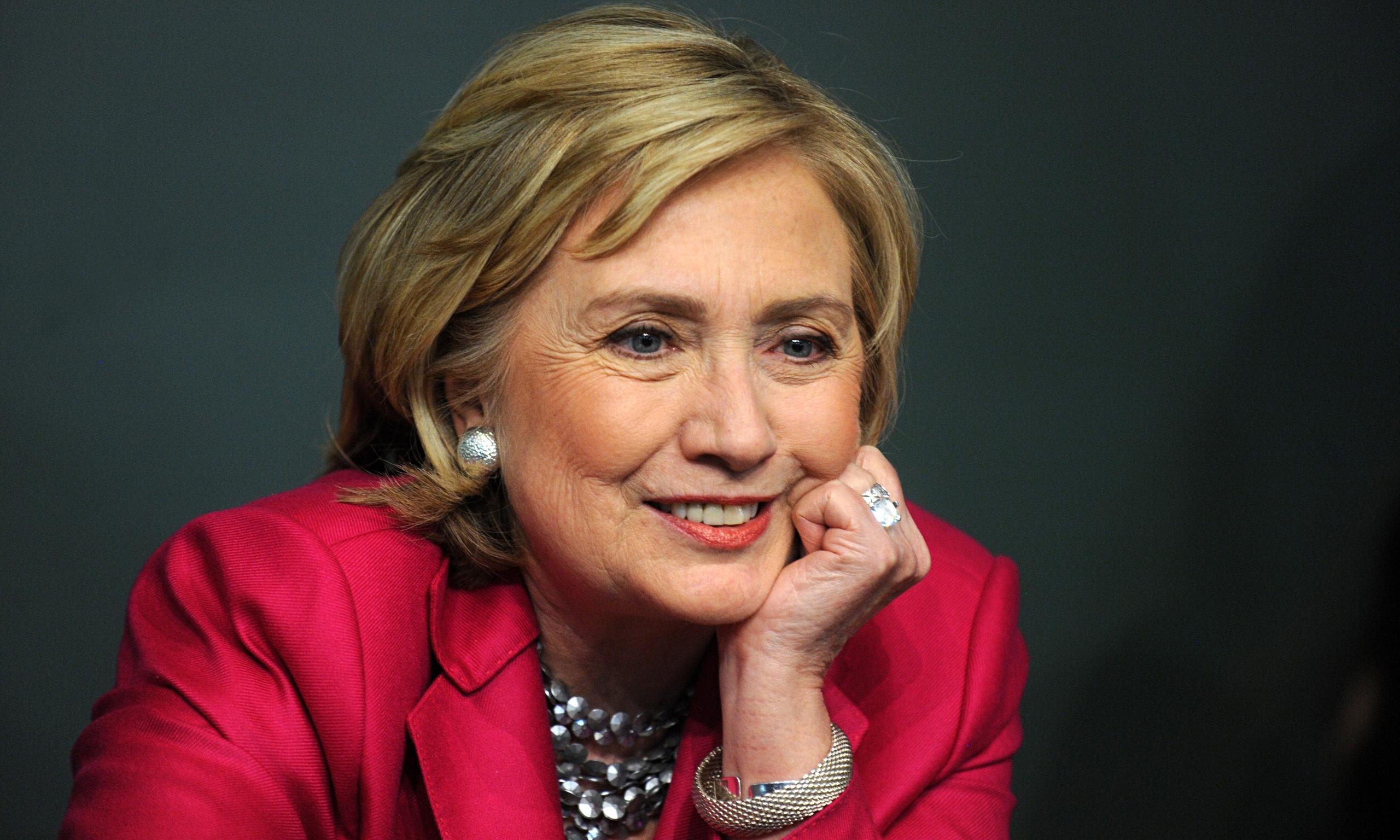 Hillary Clinton 1 Free Hd Wallpaper