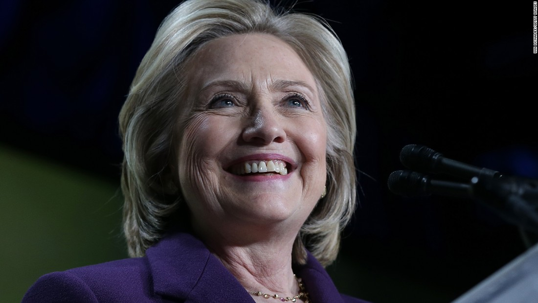 Hillary Clinton 17 Wide Wallpaper