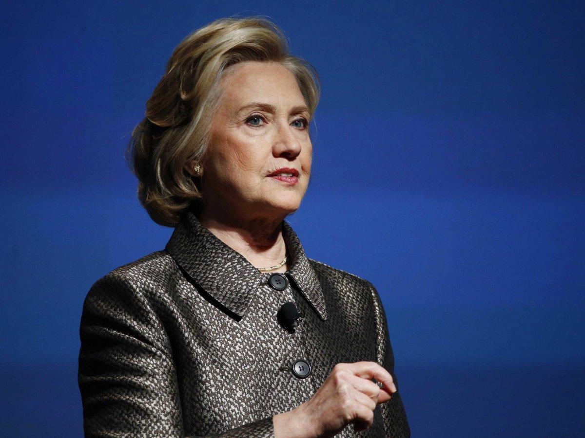 Hillary Clinton 18 Desktop Wallpaper