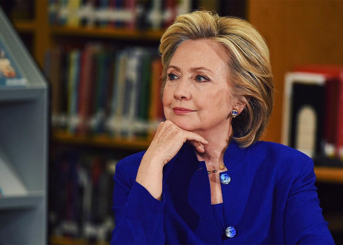 Hillary Clinton 28 Wide Wallpaper