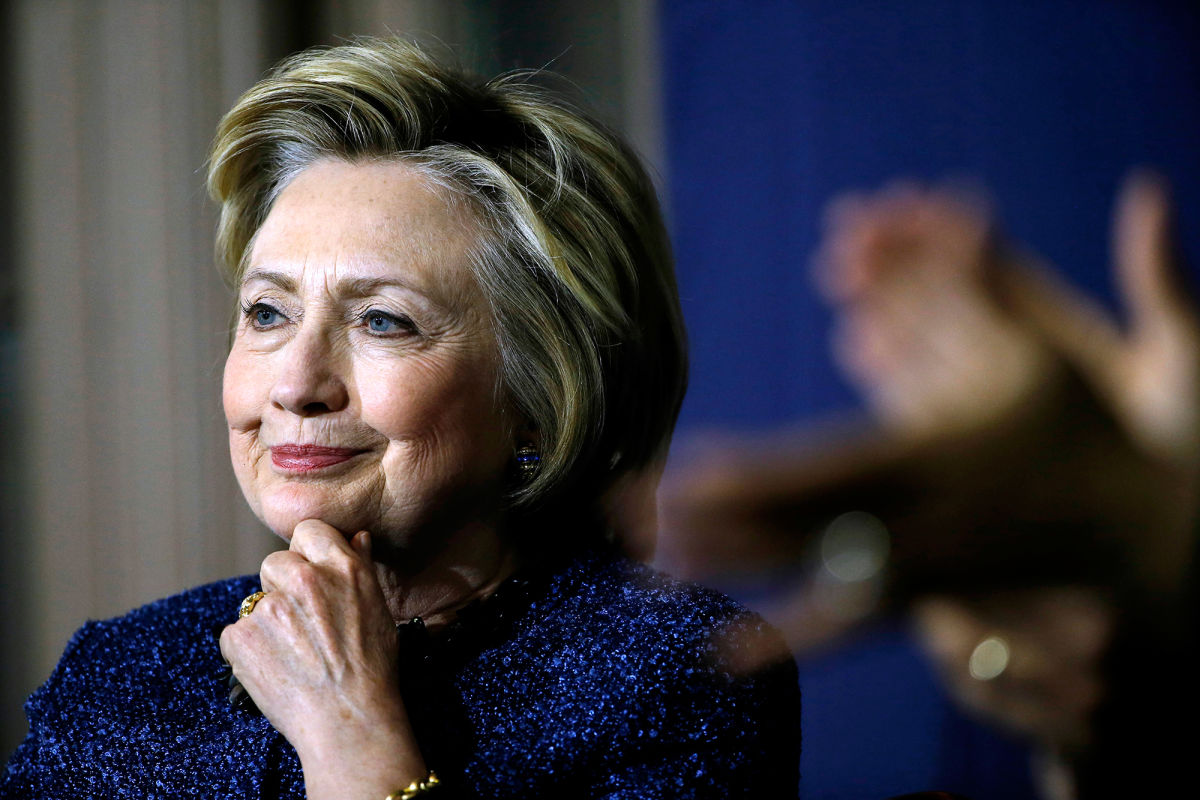Hillary Clinton 3 Desktop Background